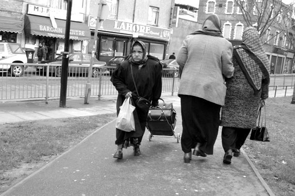 Vallance Road. East London 2002.