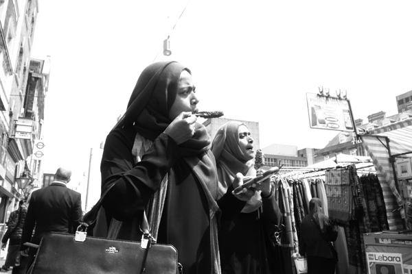 Lollipops. Whitechapel Market 2015.
