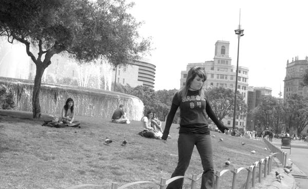 Barcelona 2005.