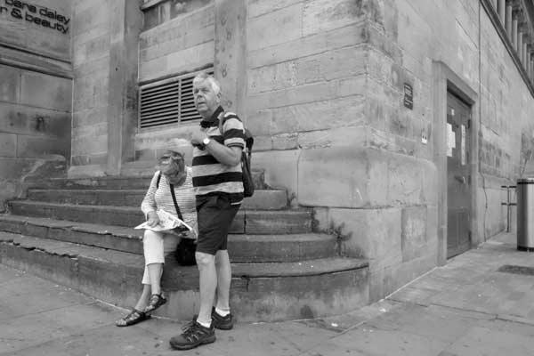 Lime Street. Liverpool 2017.