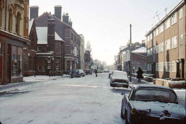 Linnet Lane. Liverpool 1978.