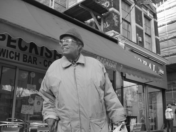 Whitechapel 2004.