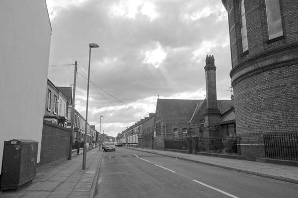 Thornycroft Road. Wavertree 2016.