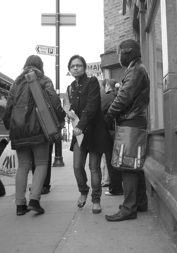 Roman Road, East London 2010.