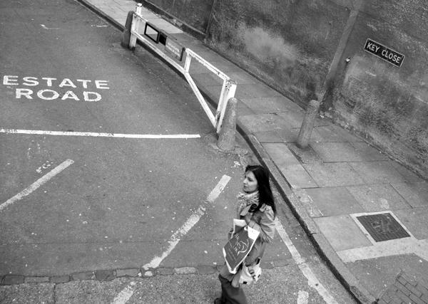 Key Close. East London 2010.