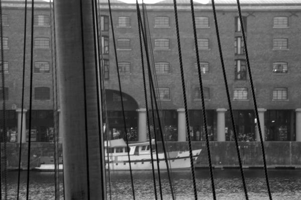 Albert Dock. Liverpool 2005.