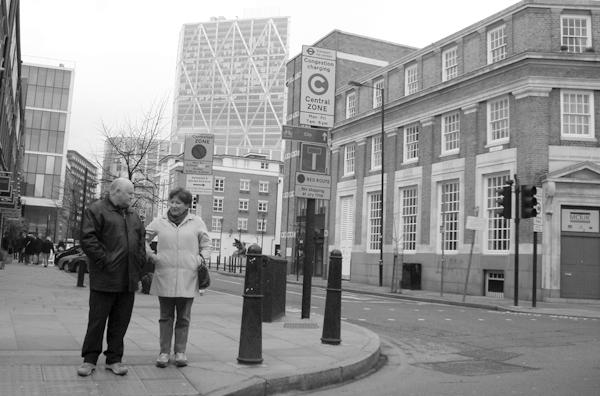 Lamb Street. East London 2010.