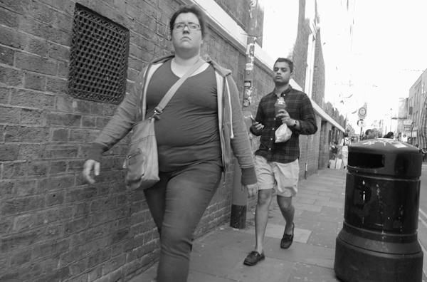 Brick Lane. East London 2017.