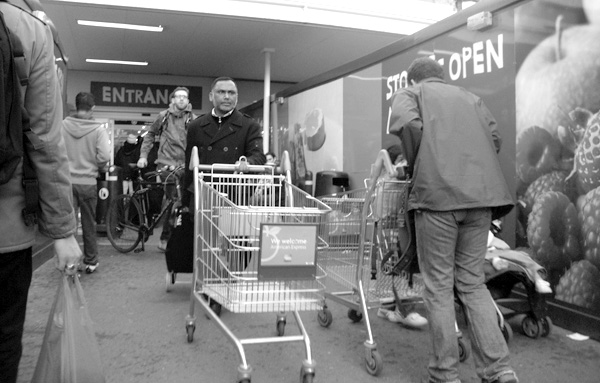 Supermarket. East London, May 2010.