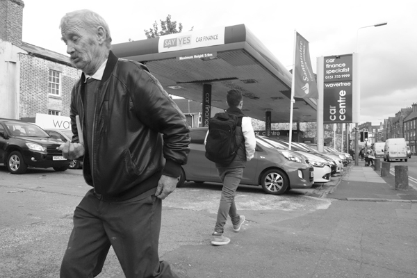 Picton Road. Liverpool October 2017.