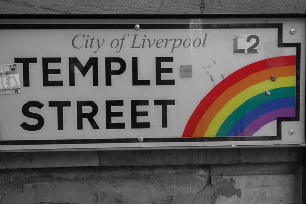 You can see the exhibition in Temple Street over the next two months.