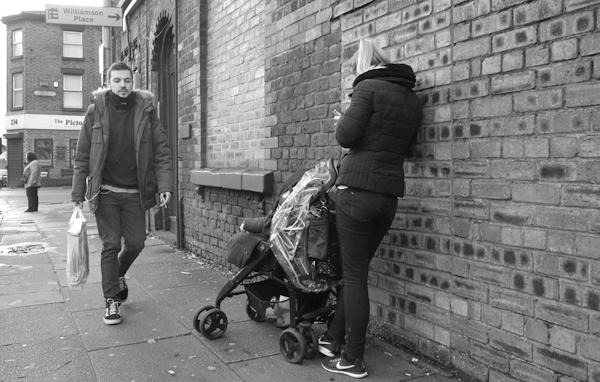 Rathbone Road. Liverpool, November 2017.