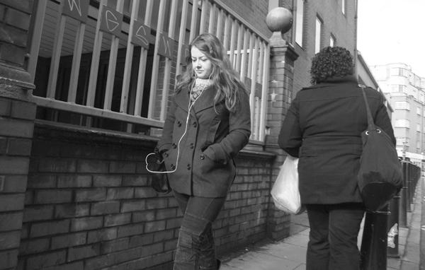 Greatorex Street. East London 2010.