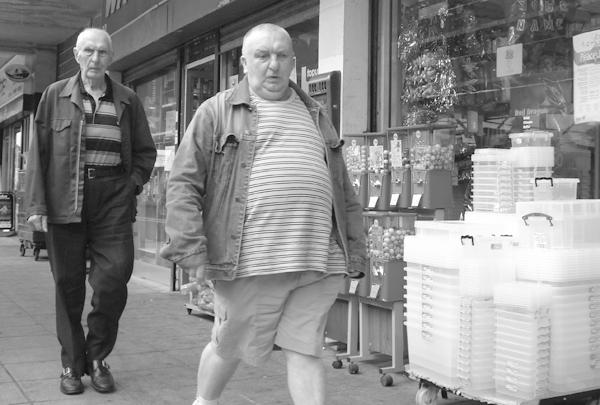 Watney market. East London August 2008.