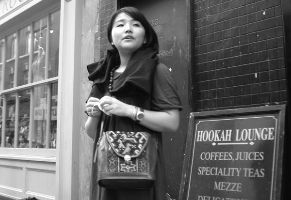 Hookah Lounge, Brick Lane. East London, June 2007.