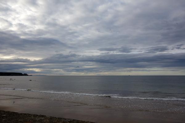 Sea & sky. Cullen, August 2017.
