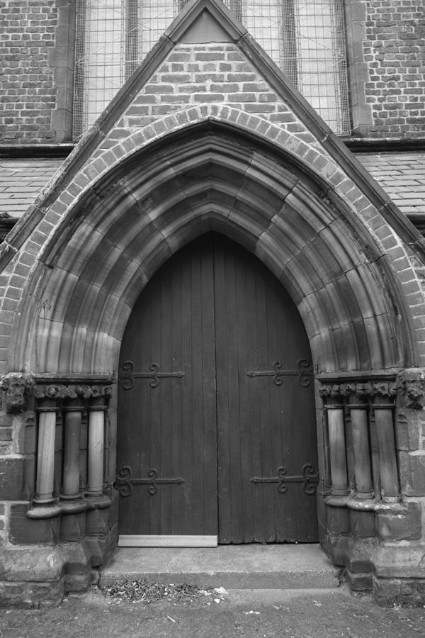 Church on Wellington road. Liverpool January 2018.