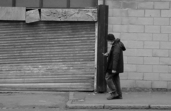 Wellington Road. Liverpool January 2018.