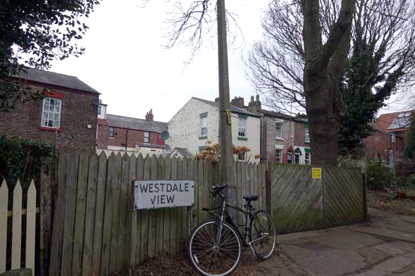 Westdale View. Liverpool January 2018.