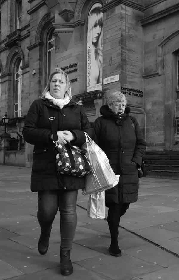 Lime Street. Liverpool January 2018.